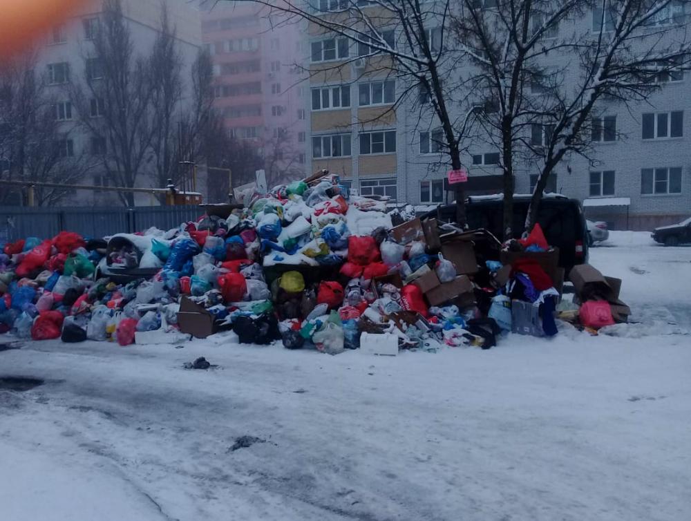 Жители по улице Сызранова пишут о «красоте» в родном дворе