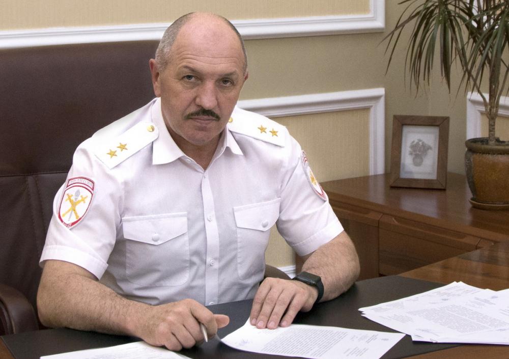 Начальник МВД Ростовской области проведет прием в Таганроге