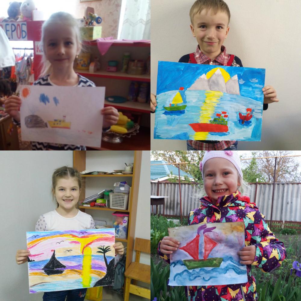 В полку участников конкурса «Дети рисуют море и яхты» прибыло