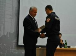 Управления защиты от ЧС отчиталось, получило наказ и благодарственные письма в Таганроге