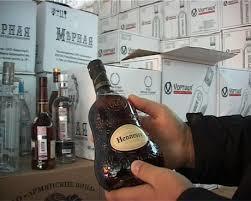 В Ростовской области братьев будут судить за покушение на сбыт контрафактного алкоголя стоимостью более 75 млн рублей