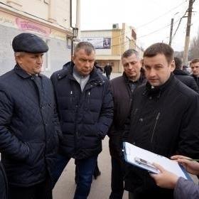Таганрогские депутаты настаивают на решении проблемы движения у Нового вокзала