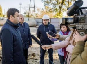 Андрей Лисицкий пообещал открыть улицу Транспортную во второй половине ноября