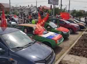 Подведены итоги Парада автомобилей в Таганроге