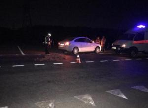 Под Таганрогом в ДТП погибла молодая женщина