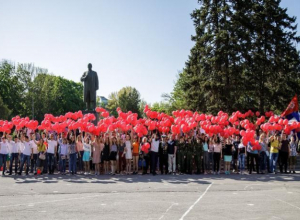 Таганрог встречает День Победы красивыми и яркими мероприятиями