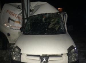 На Бакинском мосту и возле него произошло две аварии в Таганроге