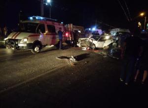 Виновник тройной аварии на злополучном перекрестке добровольно сдался правоохранительным органам