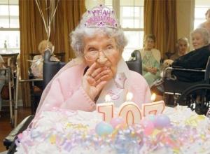 Таганрог занял второе место по числу долгожителей в регионе