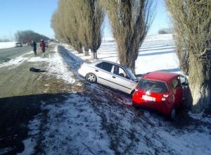 ДТП на трассе «Ростов-Таганрог» заставило неравнодушных автолюбителей «штурмовать» минтранс