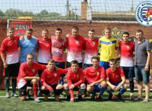 Стали известны итоги заключительного тура Высшей лиги по мини-футболу в Таганроге