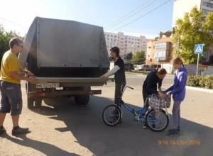В Таганрог возвращается эко-мобиль