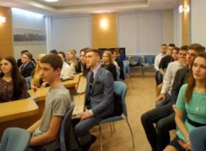 Сорок студентов Таганрога получили право на городскую стипендию