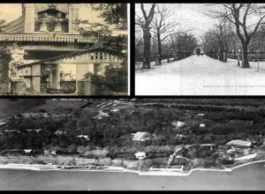 О тебе, любимый город: Елизаветинский парк