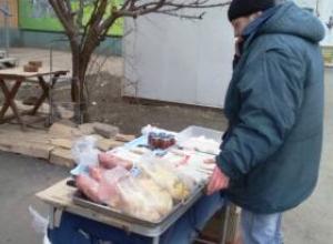 В Таганроге продолжается борьба с нелегальной торговлей