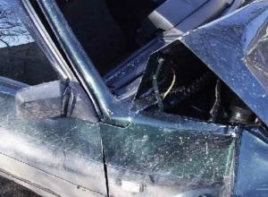Полицейские поймали сбежавшего с места аварии водителя под Таганрогом