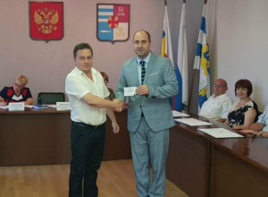 Партия ЛДПР в Таганроге  готовится к выборам в Законодательное Собрание Ростовской области