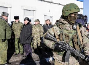 Василий Голубев провел заседание по вопросам реализации пограничной политики