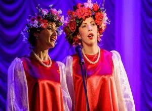 Таганрогский конкурс «Время выбрало нас» завершился гала-концертом