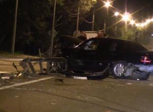 Под Таганрогом в ДТП погиб пассажир иномарки