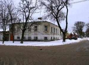 О тебе, любимый город: богатый особняк Ивана Кобылина