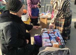 «Борьба» на словах с нелегальным табаком в Таганроге продолжается