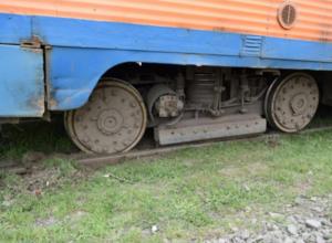 Очередной трамвай сошел с рельсов в Таганроге