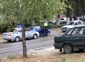 Незадачливый водитель попытался сбежать от сотрудников ДПС в Таганроге