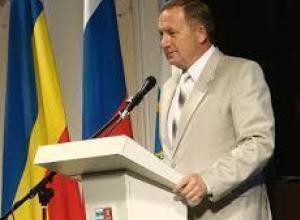Мэра Таганрога отстранили от занимаемой должности