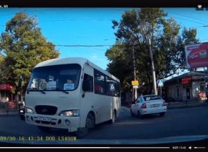 Водителей общественного транспорта Таганрога не учит горький опыт коллег