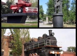 В Таганроге памятники остались без владельцев