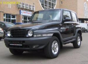 Внедорожник таганрогского производства возглавил рейтинг бюджетных автомобилей