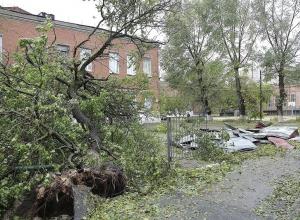 6 241 таганрожец получил компенсацию за ущерб от урагана