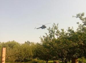 Жители Таганрога, живущие в частном секторе, попали под химический дождь.