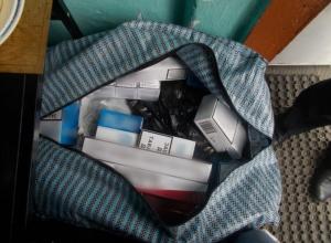 Полицейские Таганрога обезопасили курильщиков от контрафактного табака