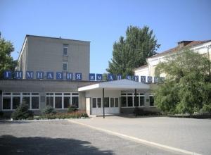 Известная таганрогская гимназия 1 сентября распахнет свои двери в новом здании