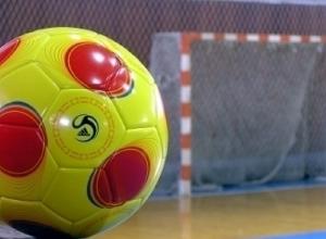 В Таганроге объявили победителей спартакиады по мини-футболу