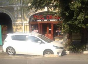 В центре Таганрога открылся портал в «преисподнюю»