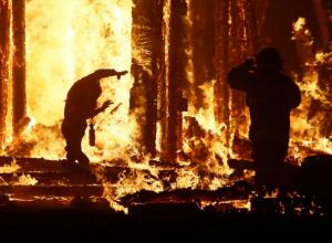Двое рабочих заживо сгорели во время покрасочных работ в Таганроге