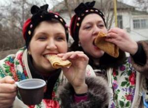Масленичные гуляния в Таганроге и окрестностях