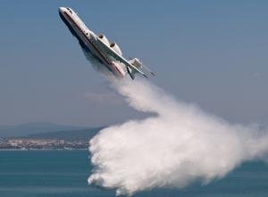 В Геленджике представят первый произведенный в Таганроге самолет-амфибию