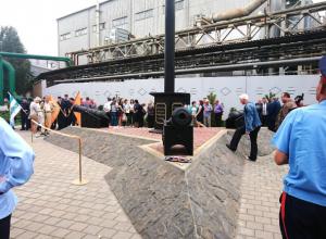 Сегодня в Таганроге торжественно открыт памятный знак «Крепость Черепаха».