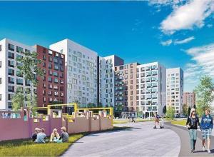 К 2020 году дворы многоэтажек в Таганроге оформят в яркие цвета