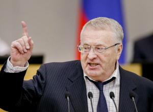 Лидер ЛДПР Владимир Жириновский  высказался о повышении пенсионного возраста