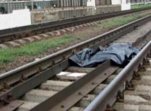 Пенсионера насмерть сбил поезд в Таганроге