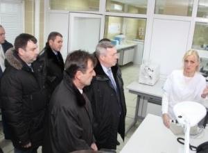 Василий Голубев провел в Таганроге засеание по инвестициям