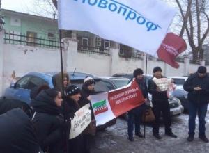 Всех работников Ростовских ресторанов «Сбарро» и «Восточного базара», требующих заплатить заработную плату, перенаправили в Москву