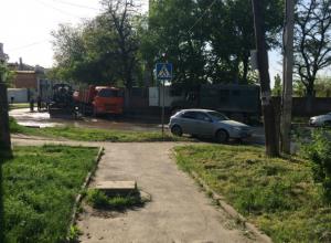 В центре Таганрога  восстановили водоснабжение