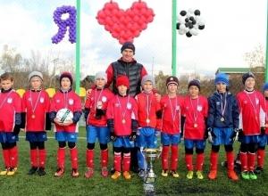 В Ростовской области прошел турнир, посвященный юбилею «Академии футбола Виктора Понедельника»