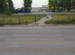 Горожане ждут от властей Таганрога пешеходного  перехода к «Ленте»